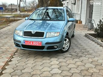 Продажа б/у Skoda Fabia Механика 2007 года - купить на Автобазаре