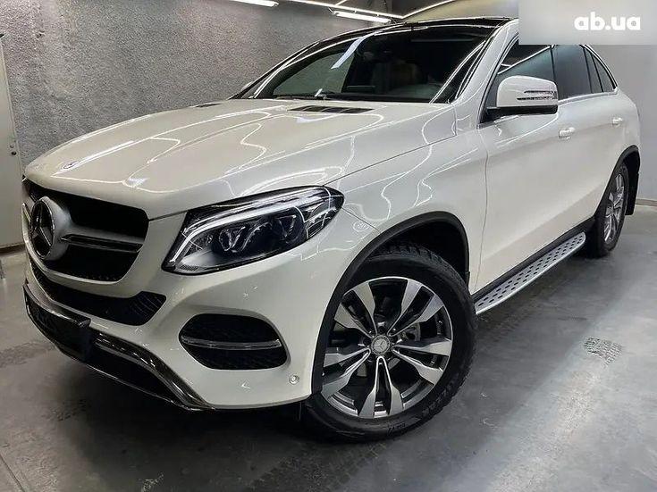 Mercedes-Benz GLE-Класс 2016 - фото 2
