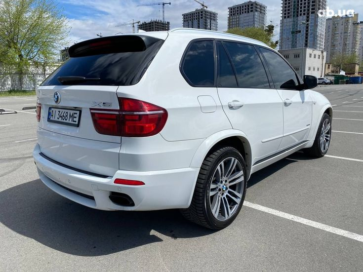 BMW X5 2012 белый - фото 3