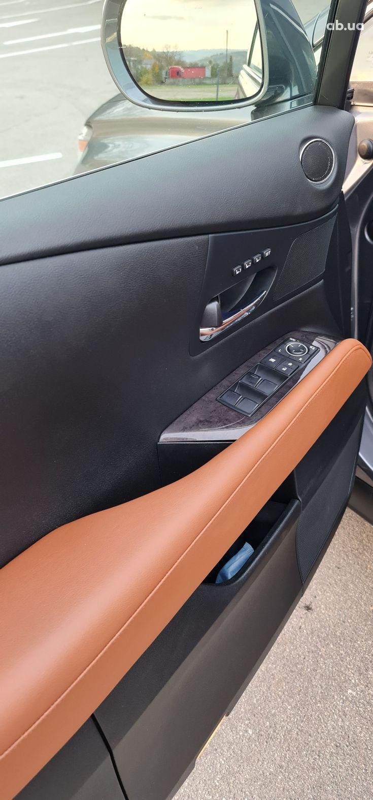Lexus rx 350 2013 серый - фото 9