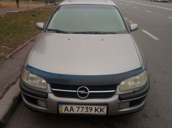 Автомобиль бензин Опель Omega 1995 года б/у в Киеве - купить на Автобазаре