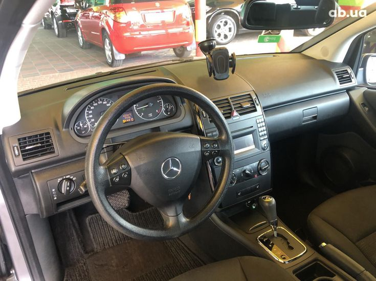 Mercedes-Benz A-Класс 2008 серый - фото 7