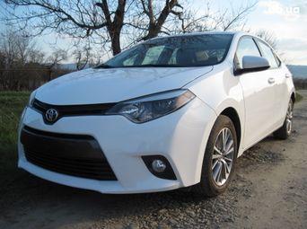 Автомобиль бензин Тойота Corolla 2015 года б/у - купить на Автобазаре