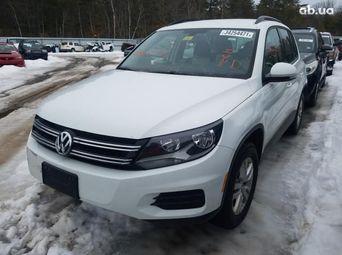 Продажа б/у Volkswagen Tiguan 2016 года - купить на Автобазаре