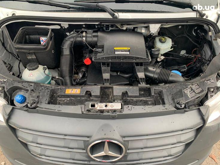 Mercedes-Benz Sprinter 2017 белый - фото 19