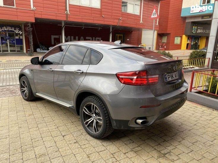 BMW X6 2014 серый - фото 3