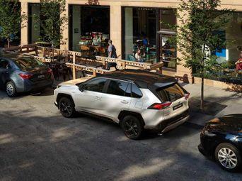 Продажа б/у внедорожник Toyota RAV4 - купить на Автобазаре