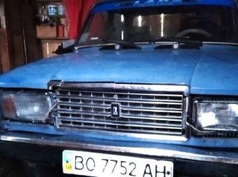 Продажа б/у ВАЗ 2107 1986 года - купить на Автобазаре