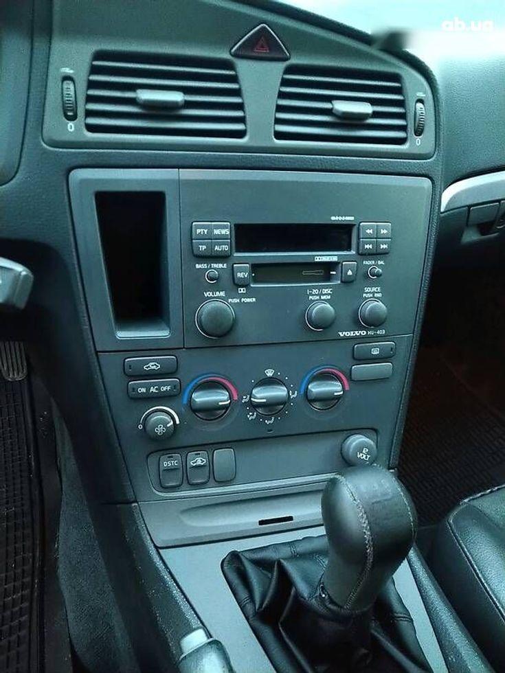 Volvo S60 2001 черный - фото 9