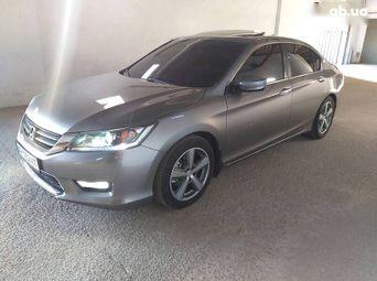 Продажа б/у Honda Accord 2013 года в Запорожье - купить на Автобазаре