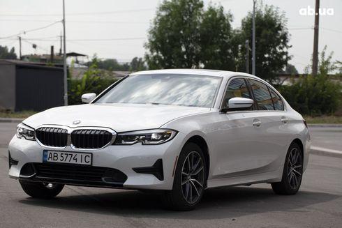 BMW 3 серия 2019 белый - фото 18