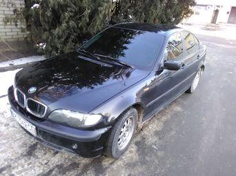 Продажа б/у BMW 3 серия Механика 2001 года - купить на Автобазаре