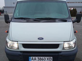 Купить Ford Transit 2002 бу в Киеве - купить на Автобазаре