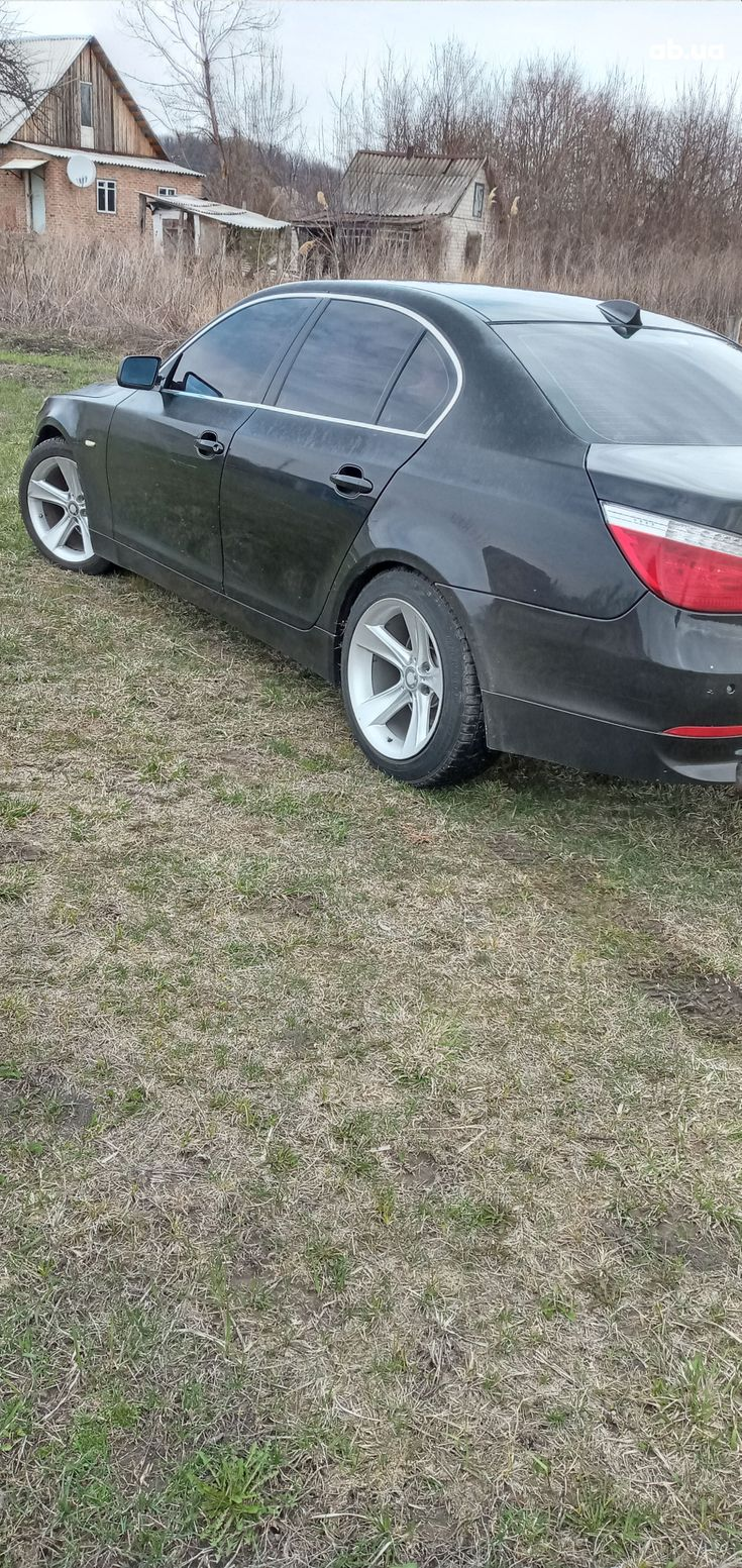 BMW 5 серия 2007 - фото 8