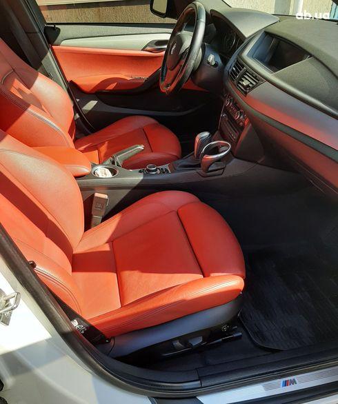 BMW X1 2013 белый - фото 10