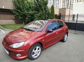 Автомобиль бензин Пежо 206 2006 года б/у - купить на Автобазаре