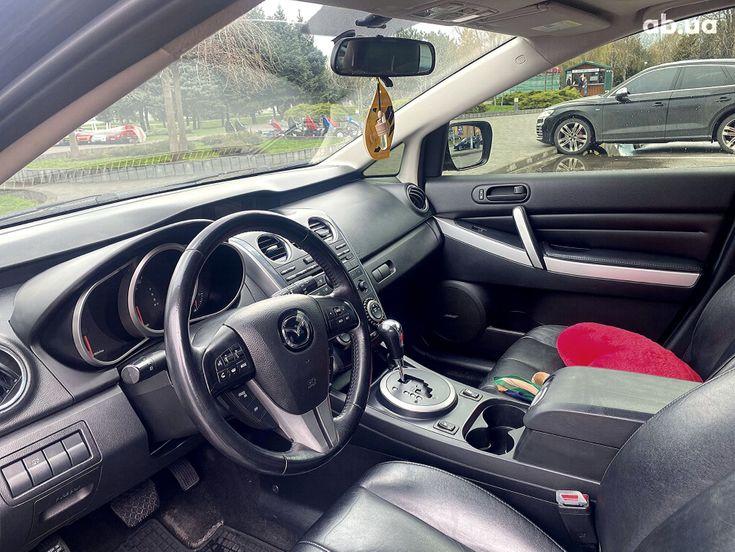 Mazda CX-7 2010 черный - фото 20