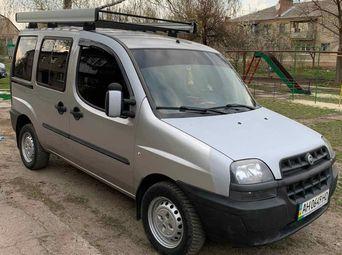 Продажа б/у Fiat Doblo 2004 года - купить на Автобазаре