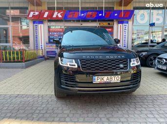 Продажа б/у внедорожник Land Rover Range Rover 2018 года - купить на Автобазаре