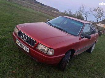 Продажа б/у Audi 80 1987 года - купить на Автобазаре