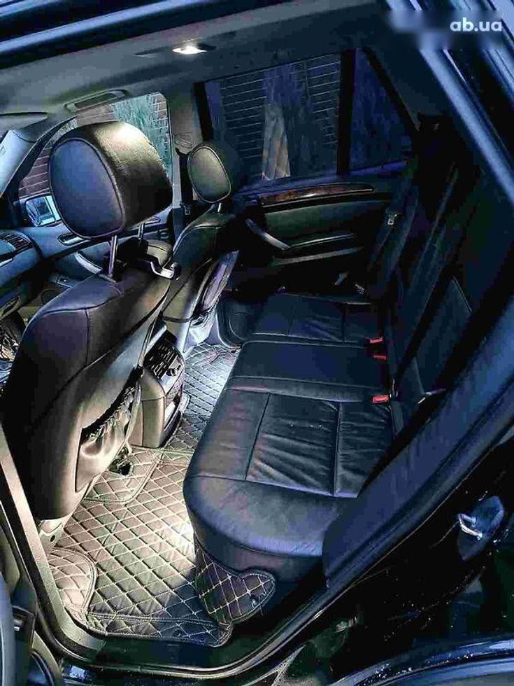 BMW X5 2005 черный - фото 9