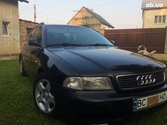Продажа б/у Audi A4 1998 года во Львове - купить на Автобазаре