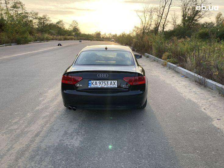 Audi A5 2014 черный - фото 7