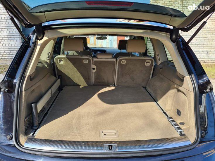 Audi Q7 2012 черный - фото 11