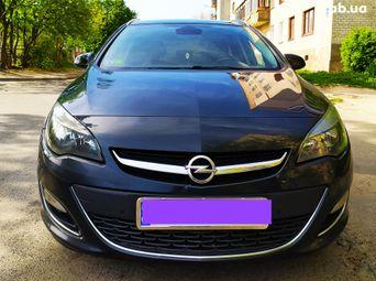 Продажа б/у Opel Astra J 2013 года - купить на Автобазаре