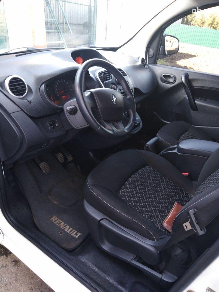 Renault Kangoo 2014 белый - фото 3