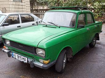Продажа б/у седан Москвич 2140 - купить на Автобазаре