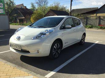 Купить Nissan Leaf 2017 бу в Виннице - купить на Автобазаре