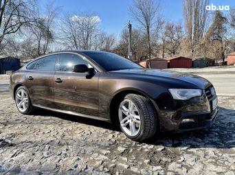 Продажа б/у лифтбэк Audi A5 2014 года - купить на Автобазаре