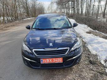 Автомобиль дизель Пежо 308 2015 года б/у - купить на Автобазаре