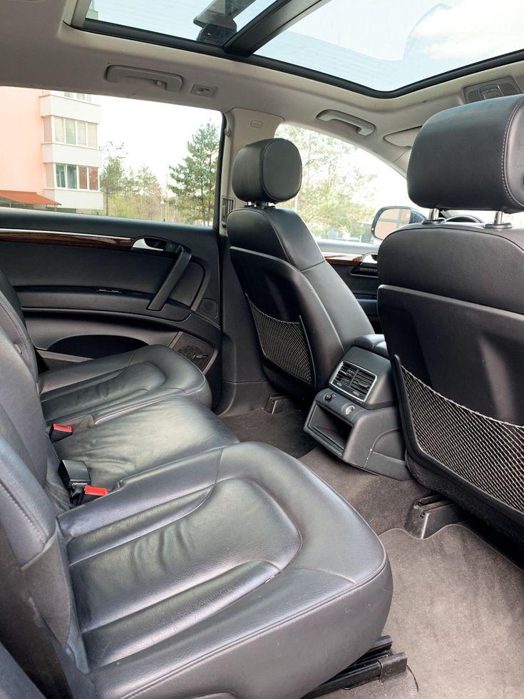 Audi Q7 2012 черный - фото 15