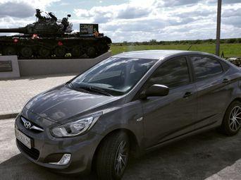 Автомобиль бензин Хюндай Accent б/у - купить на Автобазаре
