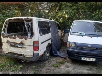 Авто Фургон б/у в Киевской области - купить на Автобазаре