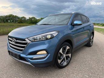 Продажа б/у кроссовер Hyundai Tucson 2015 года - купить на Автобазаре