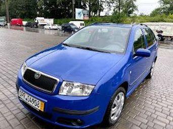 Продажа б/у Skoda Fabia 2006 года - купить на Автобазаре