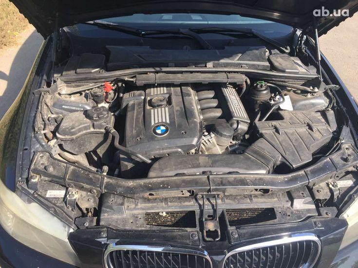 BMW 3 серия 2010 черный - фото 11