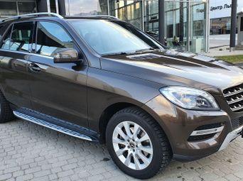 Продажа б/у Mercedes-Benz M-Класс Автомат 2013 года - купить на Автобазаре