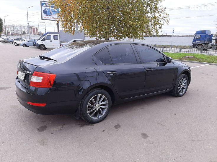 Skoda Octavia 2013 черный - фото 5