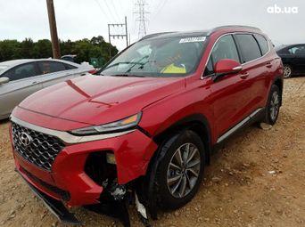 Купить Hyundai Santa Fe 2020 бу в Киеве - купить на Автобазаре