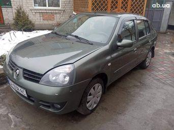 Продажа б/у Renault Symbol 2007 года - купить на Автобазаре