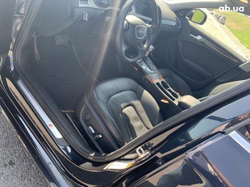 Audi A4 2014 черный - фото 5