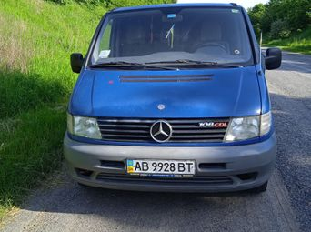 Продажа б/у Mercedes-Benz Vito в Винницкой области - купить на Автобазаре