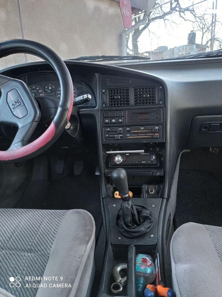 Peugeot 405 1993 вишневый - фото 4
