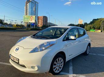 Продажа б/у Nissan Leaf 2014 года - купить на Автобазаре