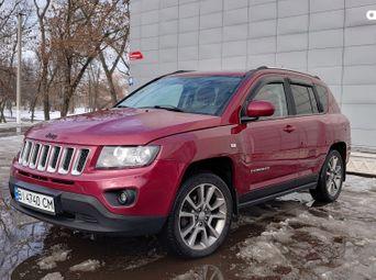 Продажа б/у Jeep Compass 2013 года - купить на Автобазаре