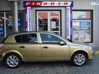 Продажа б/у хетчбэк Opel Astra 2005 года во Львове - купить на Автобазаре